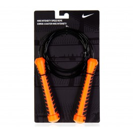 Nike Intensity Speed Rope oranje - donker grijs