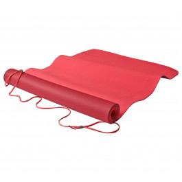 Nike  Just Do It 2.0 Yoga Mat donkerrood - rood