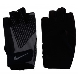 Nike Men's Core Lock Training Gloves 2.0 grijs - zwart