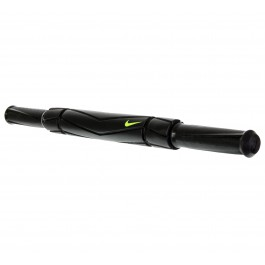 Nike  Recovery Roller Bar zwart - lime groen