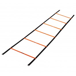 Nike Speed Ladder oranje - zwart