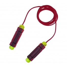 Nike Speed Rope 2.0 roze - groen