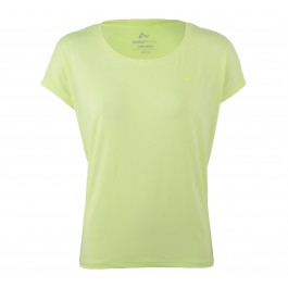 Only Play Aubree Loose SS Training Tee geel