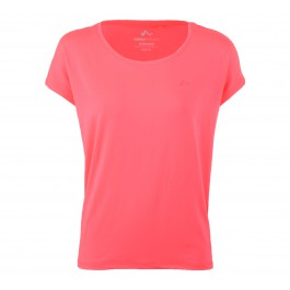 Only Play Aubree Loose SS Training Tee roze