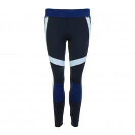Only Play Brigid 7/8 Training Tight zwart - blauw - wit
