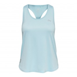 Only Play  May SL Training Top licht blauw