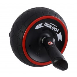 Orange Planet Iron Gym Speed Abs zwart - rood