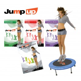 Orange Planet Jump Up (incl DVD set) zwart