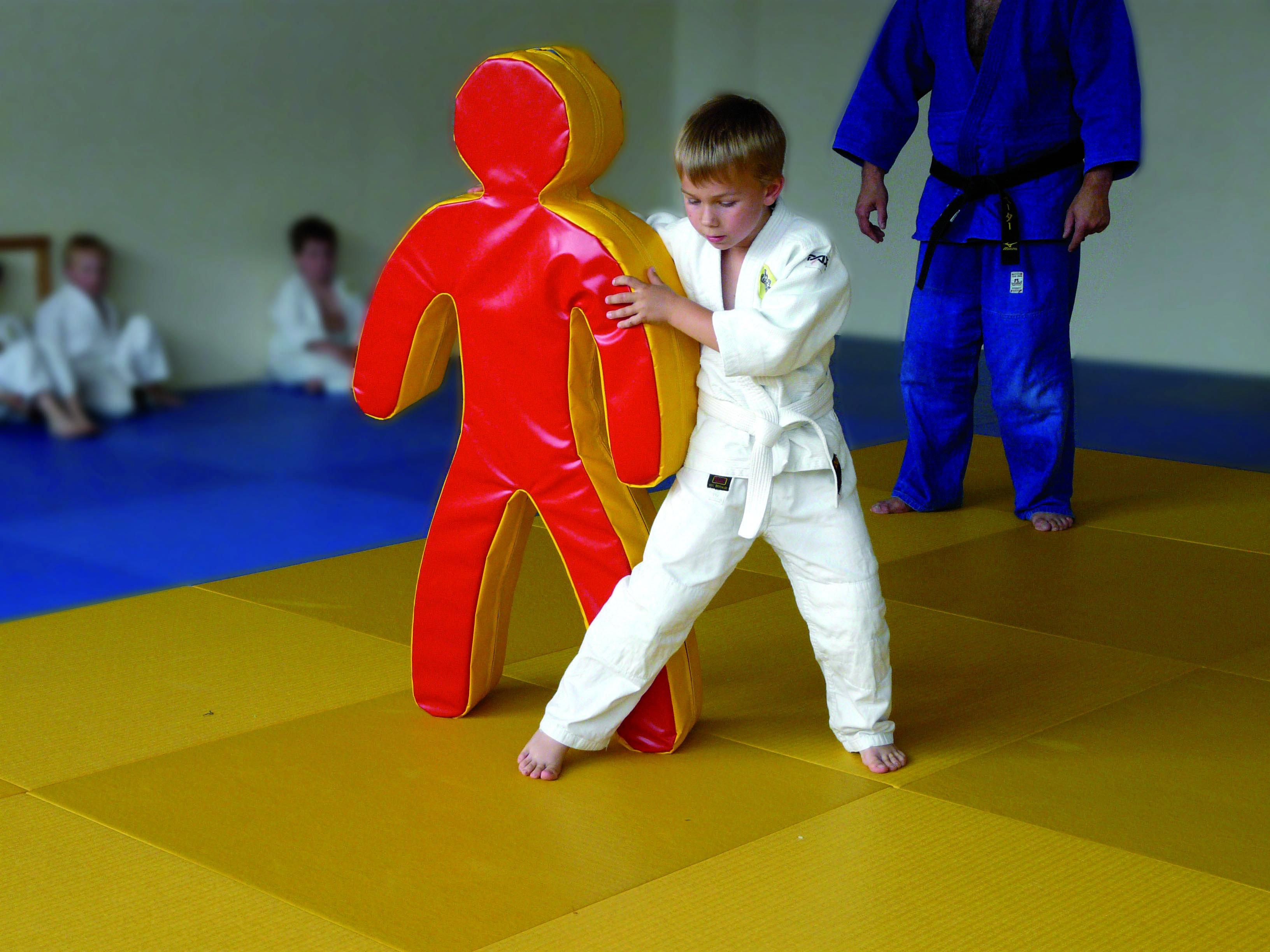 Bänfer Judo Oefenpop