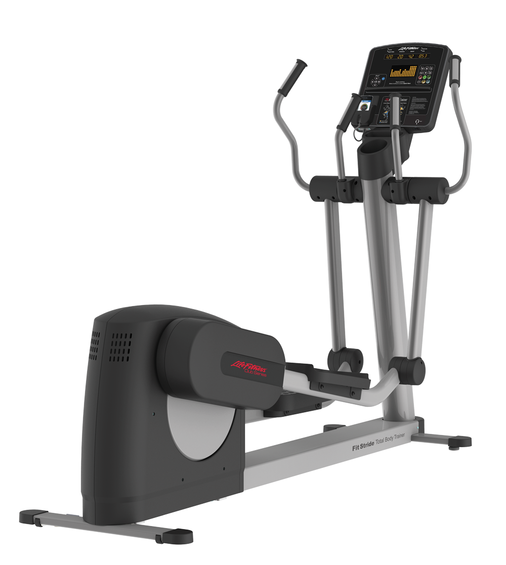 Life Fitness Club Series Cross-Trainer (incl CLEDXH Paneel)