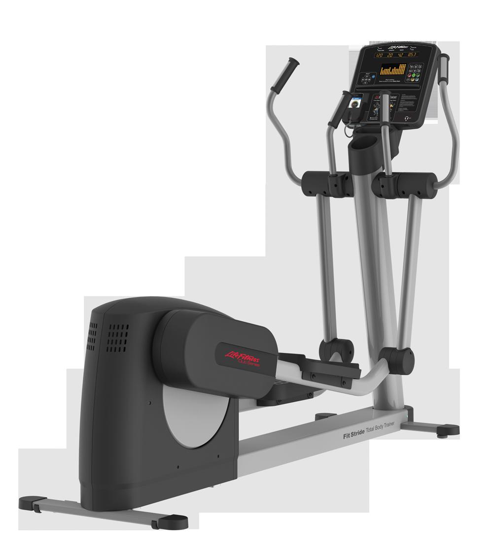 Life Fitness  Club Series Cross-Trainer (incl CLEDXH Paneel)
