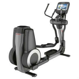 Life Fitness Platinum Discover SE Cross-Trainer WIFI - Zilver