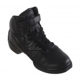 Papillon  Dance Sneaker Leather High zwart