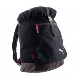 Puma  Fitness Rugtas zwart - grijs - roze