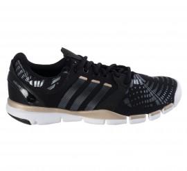 Adidas  adiPure Trainer 360 Fitness Schoenen Dames zwart - goud