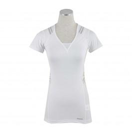 Reebok  EasyTone Shirt Dames wit