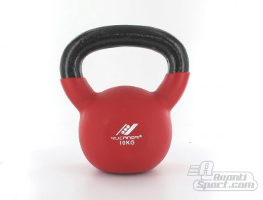 Rucanor Neoprene Kettle Bell 10KG