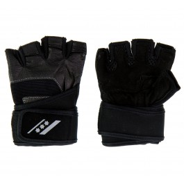 Rucanor Fitness Gloves Profi IV zwart