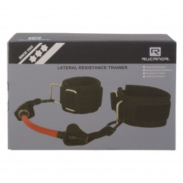 Rucanor  Lateral Resistance Trainer zwart - rood