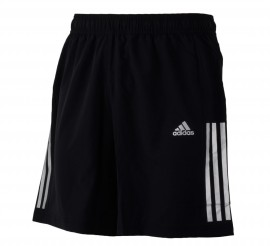 Adidas Cool365 Woven Short Heren zwart - zilver