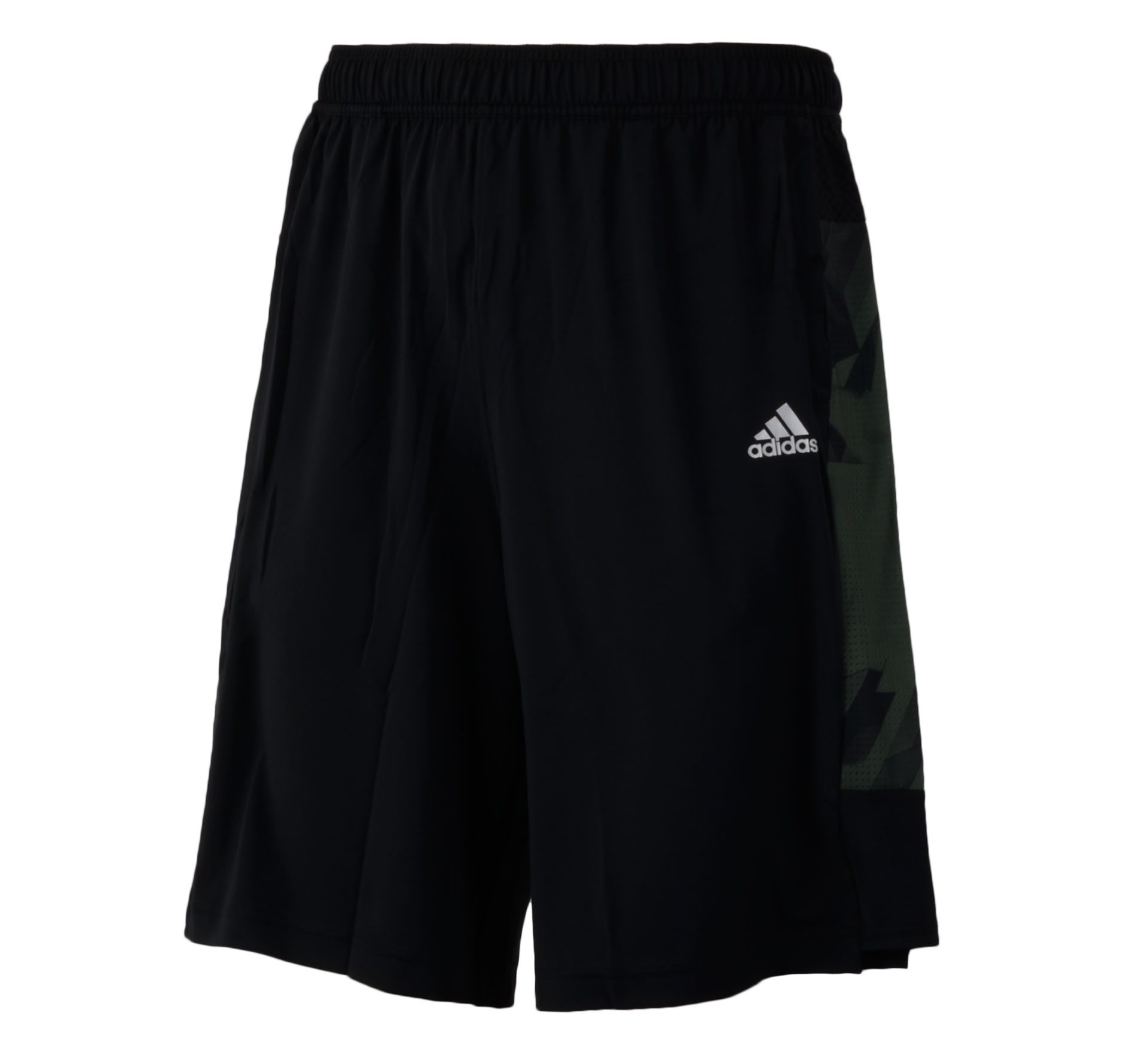 Adidas  Cool365 Long Short Heren zwart - groen