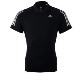 Adidas  Cool365 Polo Men zwart - zilver