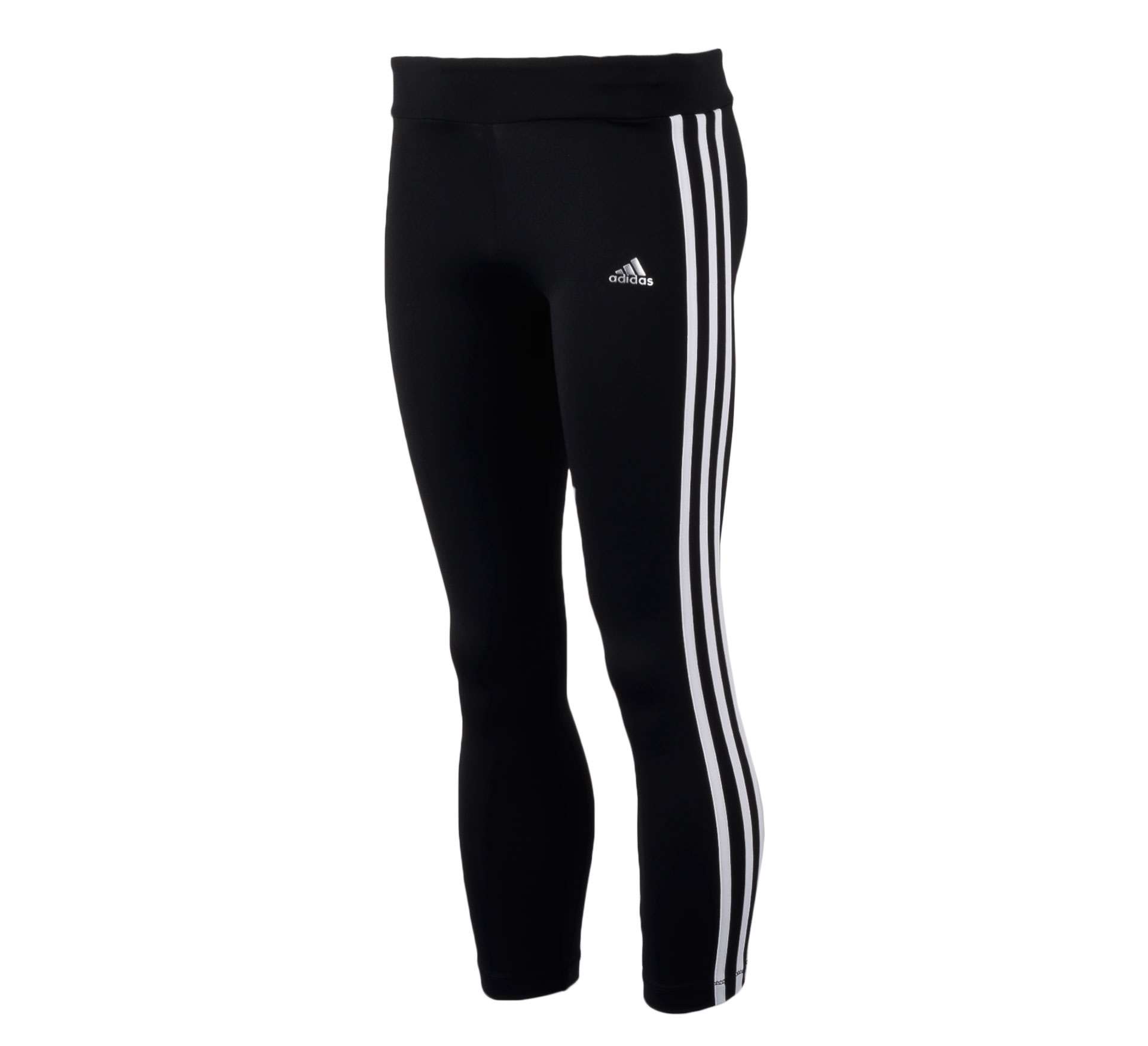 Adidas  YG 7/8 Tight zwart - wit