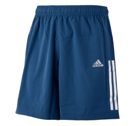 Adidas  Cool365 Woven Short Heren blauw - zilver