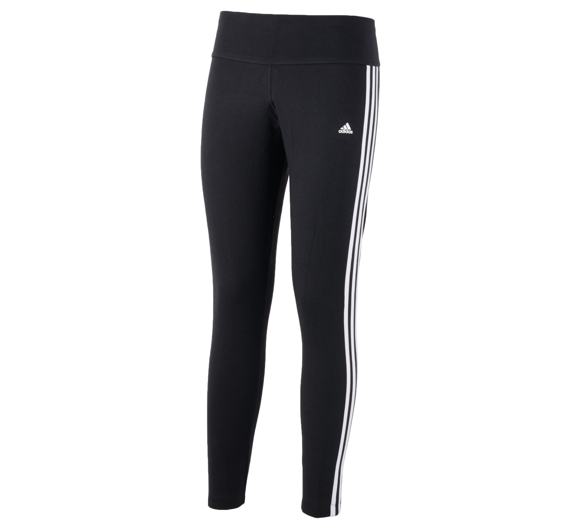 Adidas  Ess 3S Tight zwart - wit