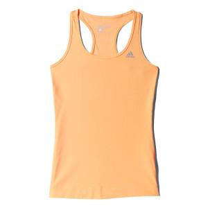 Adidas Techfit Tanktop - Oranje