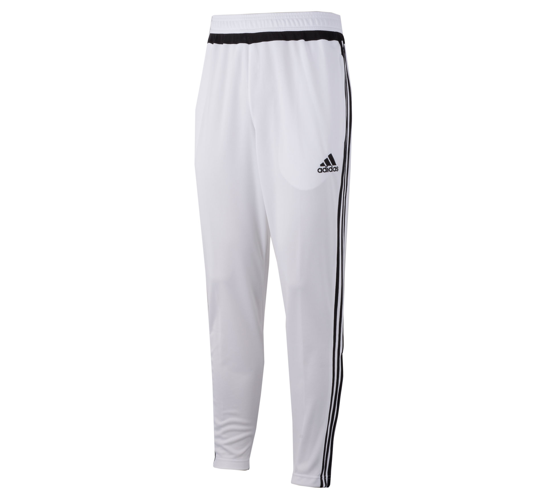 Adidas  Tiro 15 Trainingsbroek Heren wit - zwart