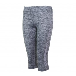 Superdry  Core Gym Capri grijs