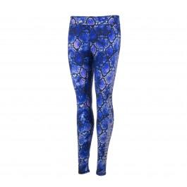 Superdry  Core Gym Legging paars - blauw - zwart