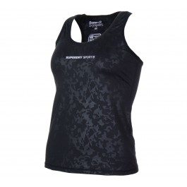 Superdry Core Gym Vest zwart