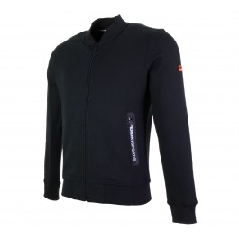 Superdry Gym Tech Bomber zwart