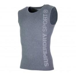 Superdry  Runner Vest grijs