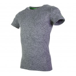Superdry Sports Athletic Panel Tee grijs - zwart - groen