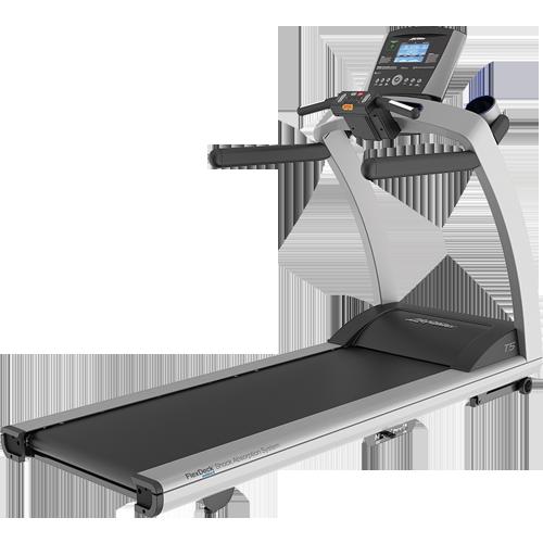 Life Fitness T5 Loopband - Base met Go Paneel
