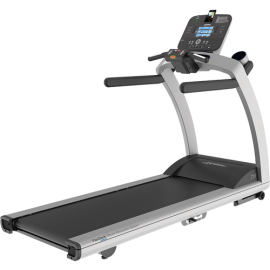 Life Fitness T5 Loopband - Base met Track+ Paneel