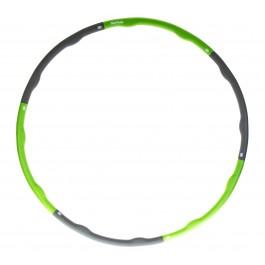 Tunturi Sports Hula Hoop groen - grijs