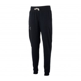Under Armour  Charged Cotton Triblend Pants zwart