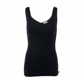 Under Armour  HeatGear Double Threat Tank W zwart