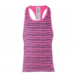 Under Armour HeatGear Luna Top G roze - grijs