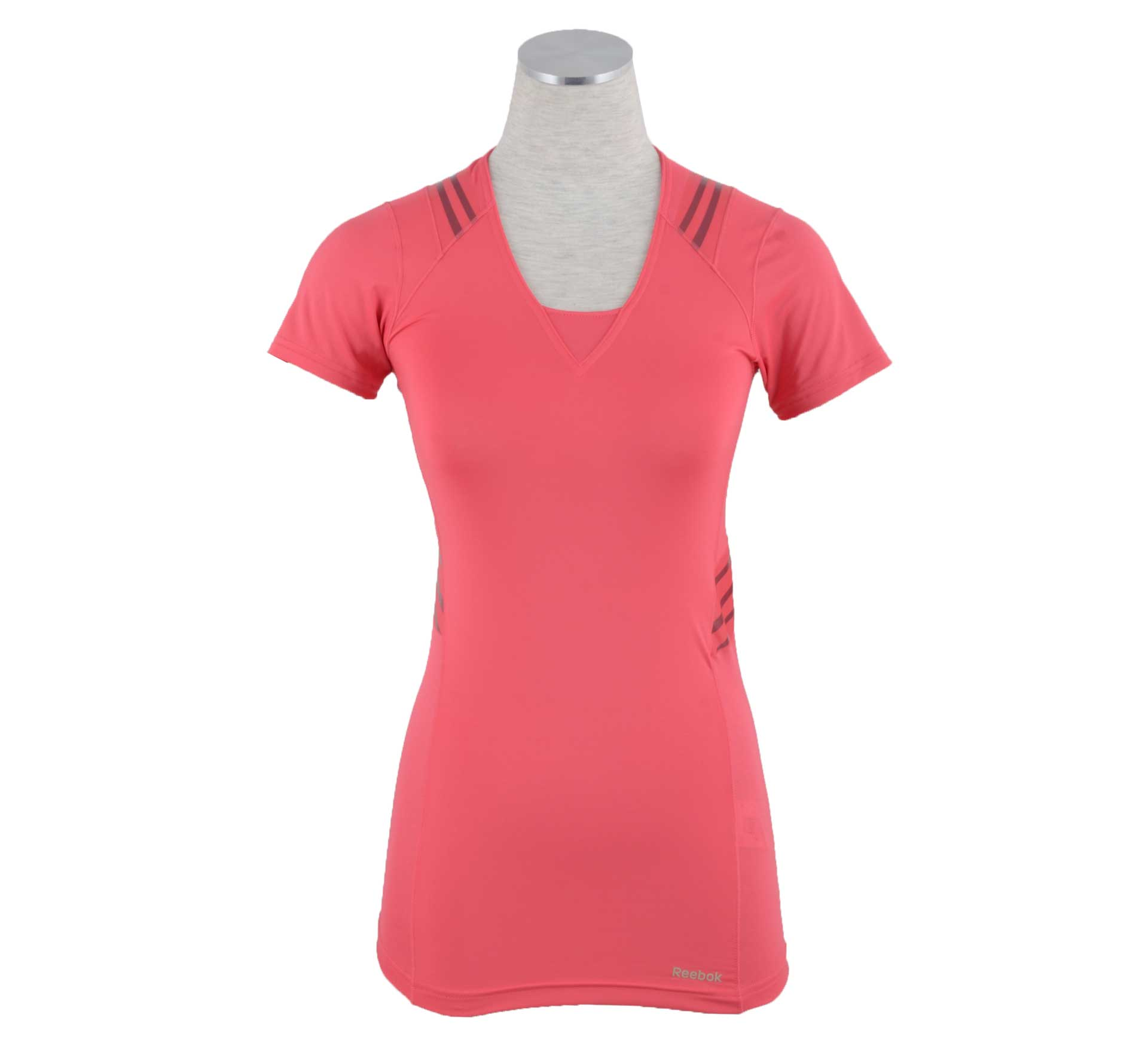 Reebok  EasyTone Shirt Dames roze