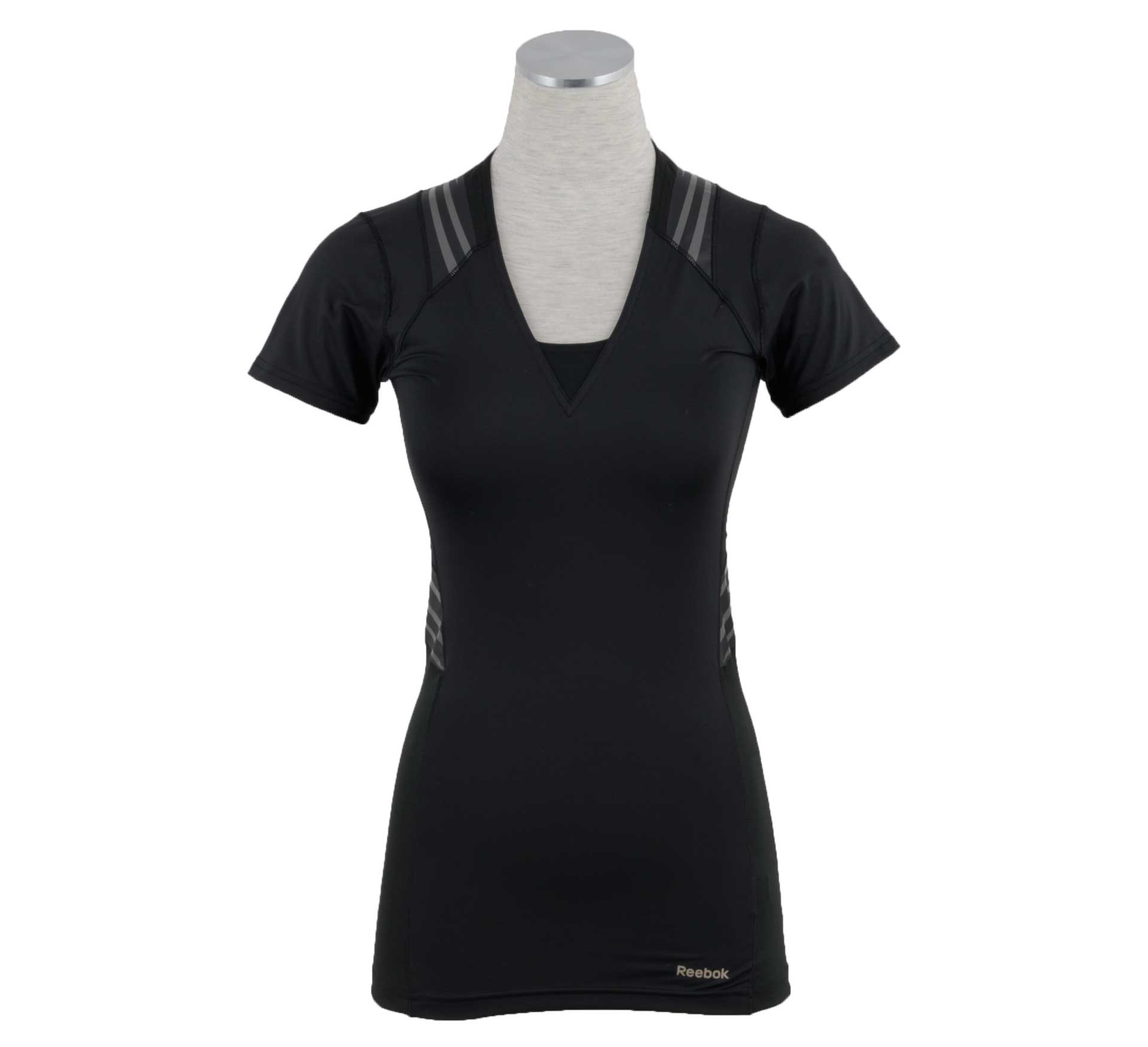 Reebok EasyTone Shirt Dames zwart