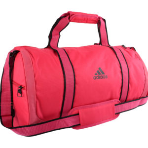 Adidas Clima Essentials Sporttas Dames roze - zwart