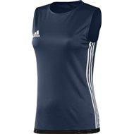 Adidas  Box Tanktop Classic - Dames - Blauw