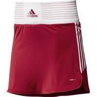 Adidas Dames Boxing Rokje - Rood