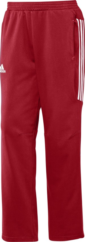 Adidas  T12 Team Joggingbroek - Heren - Rood
