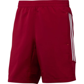 Adidas T12 Team Short - Heren - Rood